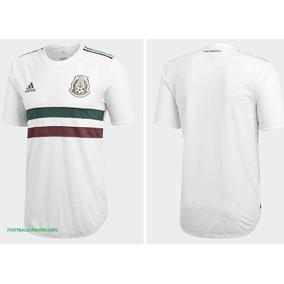 f15db41398171 Playera Adidas Entrenamiento Seleccion Mexicana en Mercado Libre México