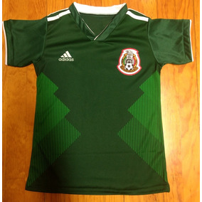64a35a215ba7f Jersey Seleccion Mexicana Mujer - Jerseys Selecciones Mexico en Mercado  Libre México