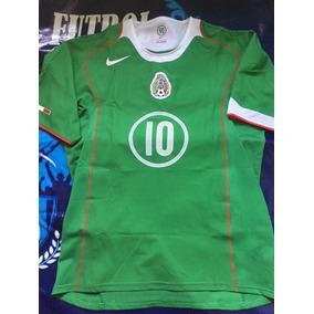1288a57a27ccd Camiseta Retro Seleccion Mexicana Nike - Jerseys Selecciones Mexico en  Mercado Libre México