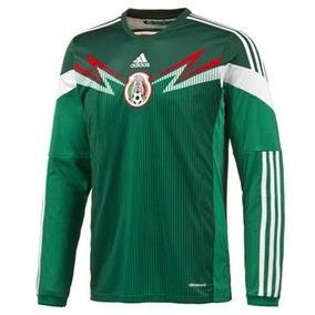 0431f9d10a035 Jersey Seleccion Mexicana 2014 - Jerseys Selecciones Mexico en Mercado  Libre México