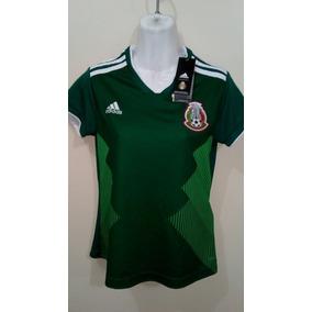 d49864376aec5 Jersey Mexico Para Mujer - Jerseys Selecciones Mexico en Mercado Libre  México