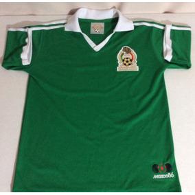 f671d5d884c4b Jersey Seleccion Mexicana Retro Mexico - Jerseys Selecciones Mexico en  Mercado Libre México