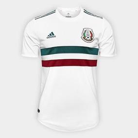 037c8c45a21bc Playera Seleccion Mexicana Blanca - Jerseys Selecciones Mexico en Mercado  Libre México