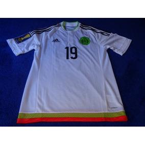 29d0d887dd725 Oferta Jersey Seleccion Mexicana Juego Peralta Copa Oro 2015