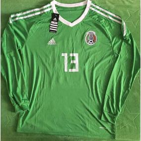 327b86c4cccbc Camisa De Memo Ochoa De La Seleccion - Jerseys Selecciones Mexico en Mercado  Libre México