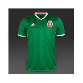 7e80838c07d3f Playera Seleccion Mexicana Original - Jerseys Selecciones Mexico en Mercado  Libre México