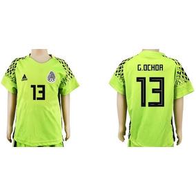 6cfc6833ae65a Playera Memo Ochoa - Jerseys de Fútbol en Mercado Libre México
