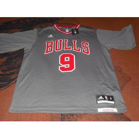 de6e7f6cd30f9 Jersey Chicago Bulls Mujer en Mercado Libre México