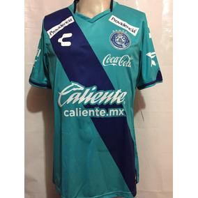 cdab64ba09e7e Jersey Charly Futbol La Franja D Puebla 100%original Portero