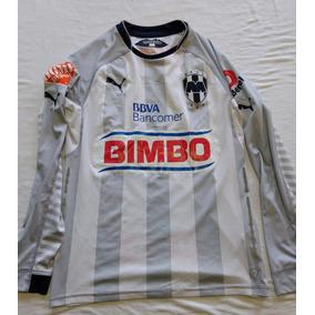 220ba8c09d7ee Jersey Playera Rayados De Monterrey Puma Portero Jugador Ch
