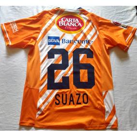 bdcaece744a2a Playeras Naranja Fosforescente De Futbol en Mercado Libre México