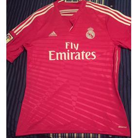 ecf8da262790c Jersey Real Madrid Dama Rosa - Jerseys de Fútbol en Mercado Libre México
