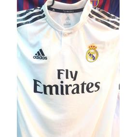379578c8d4aff Playera Nueva Del Real Madrid Fly Emirates - Uniformes de Fútbol en Mercado  Libre México