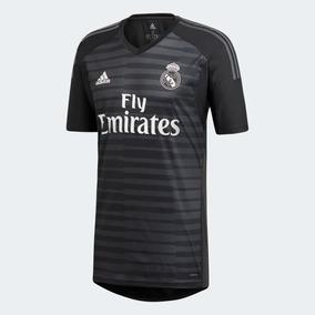 bfb7eaf31a7c7 Jersey Real Madrid Portero 2018 en Mercado Libre México