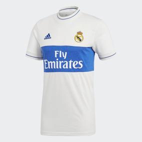 36ce60662bcda Jersey Real Madrid Azul - Jerseys Clubes Europeos Clubes Españoles Real  Madrid en Mercado Libre México