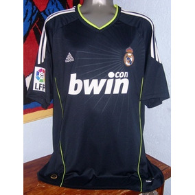 2951fa48ab7bc Jersey Real Madrid Azul Marino - Jerseys Clubes Europeos Clubes Españoles  Real Madrid en Mercado Libre México