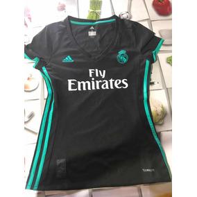 2ae83a09aecd2 Jersey Rosa Real Madrid Dama Usado en Mercado Libre México