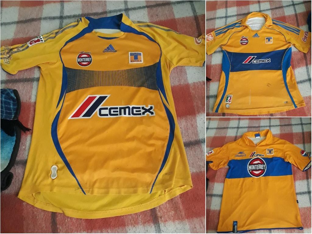 7e758a3647ed1 Jerseys Tigres adidas
