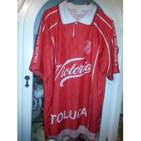 11aaafc232783 Jersey Playera Diablos Rojos Del Toluca adidas Principio 90s