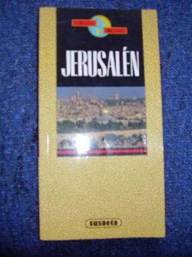 jerusalén guía michael se susaeta 275 páginas
