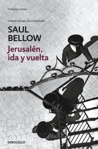 jerusalén, ida y vuelta(libro novela y narrativa)