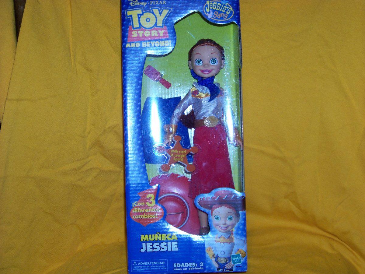 Jessie Muñeca De Toy Story Tres Cambios De Ropa -   250.00 en ... f748b1c7f7a