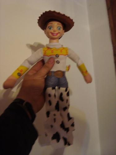jessie muñeco toy story disney 38 cm original