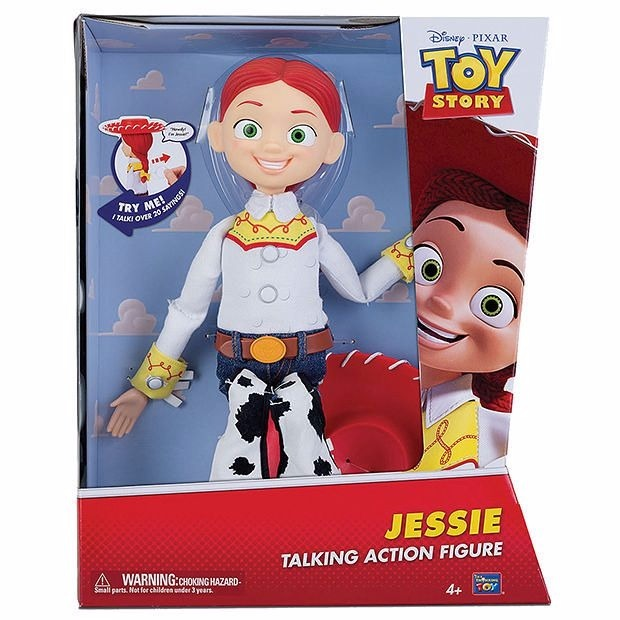 9d225b58665aa Jessie Parlante Toy Story Rosquillo Toys -   1