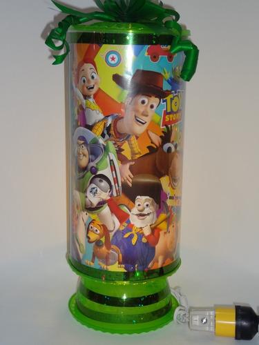 jessie toy story centros de mesa 15+1regalo 16lámparas perso