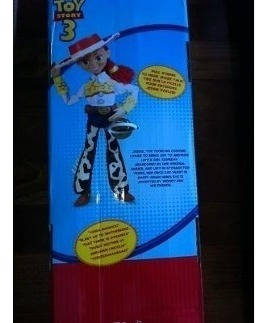 jessie toy story original disney 47 cm habla