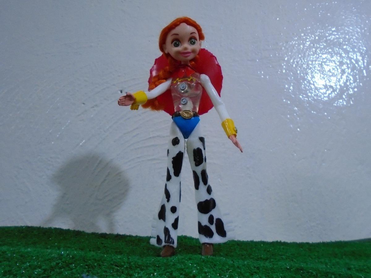 9a2f61732a1d6 Jessie (toy Story)25cm De Altura Articulado -   680.00 en Mercado Libre