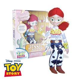 jessie vaquera muñeca interactiva toy story original 35cm