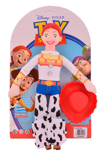 jessie vaquerita toy story muñeco de paño  38cm new toys.