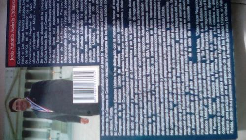 jesús aveledo urdaneta : libro passport