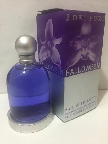 jesus del pozo halloween 100 ml original saldo garantizado!!