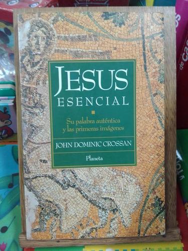 jesús esencial - crossman - usado - devoto
