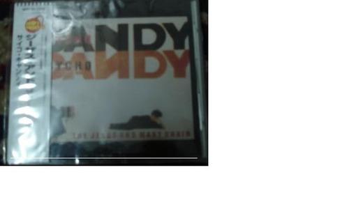 jesus & mary chain psychocandy  cd importado japao obi novo