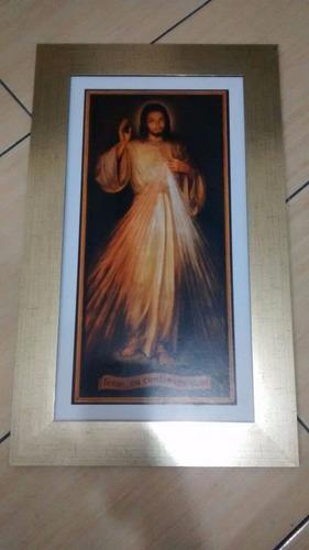 jesus misericordioso grande - quadro
