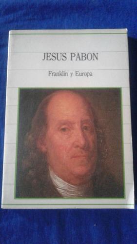 jesus pabon - franklin y europa