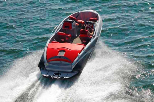 jet boat  expert 3 rotax 250hp  7 lugares