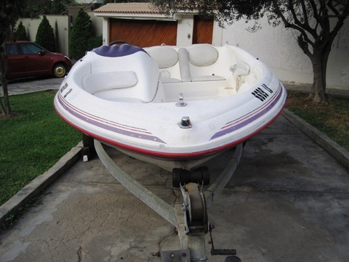 jet boat sea ryder f-16 (bote a propulsion chorro)