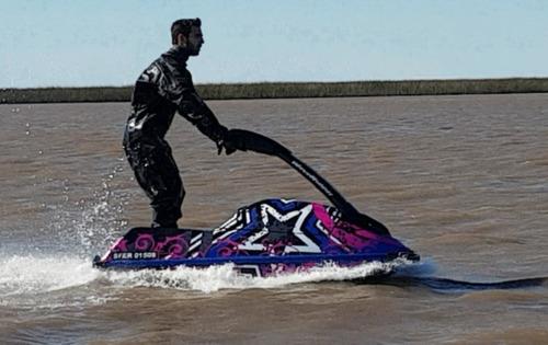 jet moto agua