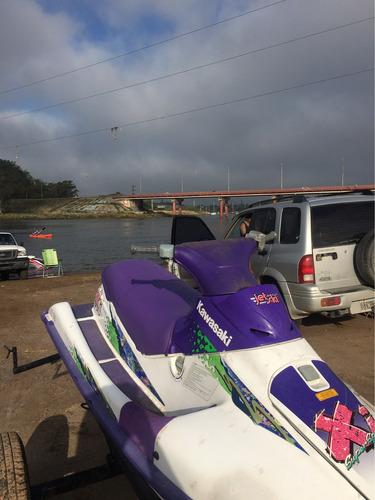 jet moto agua kawasaki