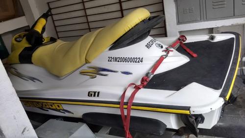 jet ski gti  sea doo  2005  3 lugares