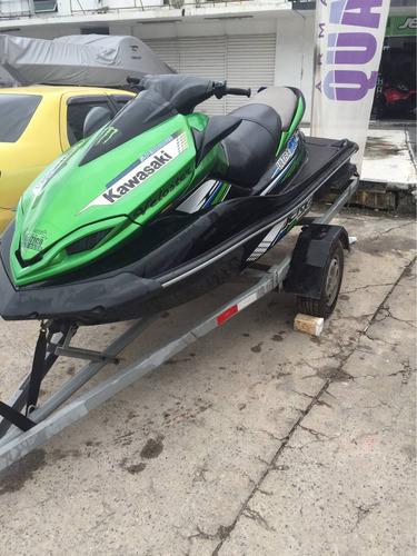 jet ski kawasaki 28h 300 ultra 2012 garantia 3meses yamaha