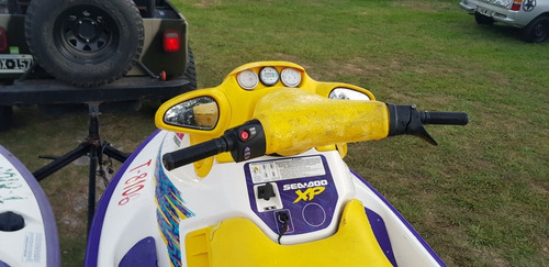 jet ski moto agua