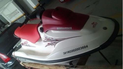 jet ski sea doo gs 720 - 85hp