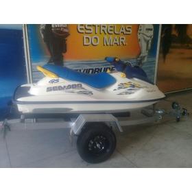 Jet Ski Sea Doo Gs 720 Cc ! Com Carreta Rodoviaria Okm !
