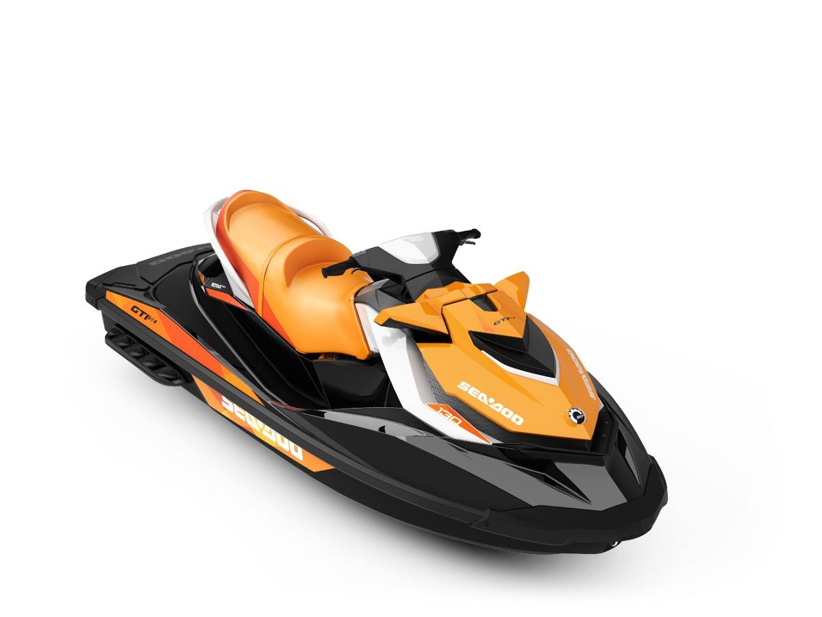 Sea Doo Gti 130 >> Jet Ski Sea Doo Gti 130 Se 2018 - R$ 55.690 em Mercado Libre