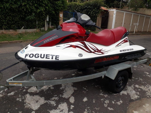 jet ski sea doo gti 130hp 2009 virtual nautica